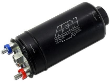 Pompa Paliwa AEM ELECTRONICS 380LPH TYP 044 - GRUBYGARAGE - Sklep Tuningowy